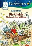 Die Olchis Allein auf dem Müllberg (Büchersterne)