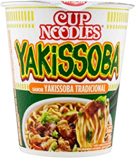 Cup Noodles Sabor Yakissoba Nissin 70g