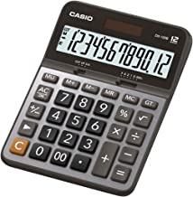 Casio DX-120B Electronic Desktop Calculator with 12-Digit Extra Large Display