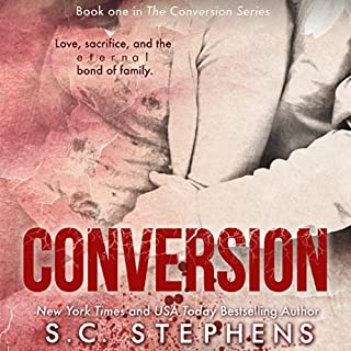 Conversion cover art