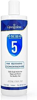 Lipogaine Hair Loss Prevention Conditioner With Argan Oil, Keratin, Aloe Vera
