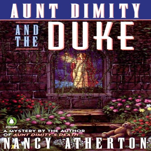 Aunt Dimity and the Duke audiobook cover art