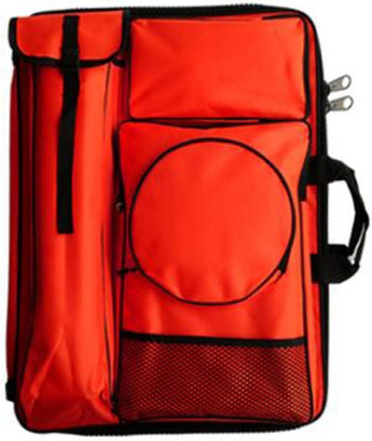 4K Canvas Portfolio Inexpensive Cheap mail order shopping Carry B ShoulderBag MultifunctionalDrawboard