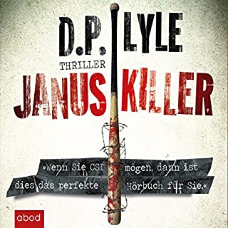 Januskiller (Dub Walker 1) Titelbild