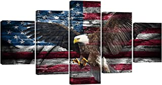 Best american eagle wall art Reviews