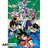 ABYstyle - DRAGON BALL - Póster 'Arc group Freezer' (91.5x61)