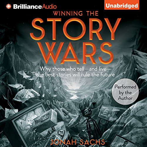 Winning the Story Wars audiobook cover art