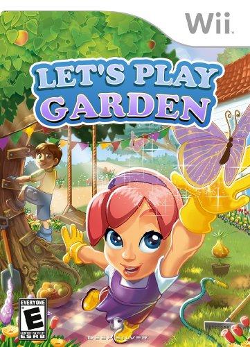 Vamos jogar Garden - Nintendo Wii [videogame]