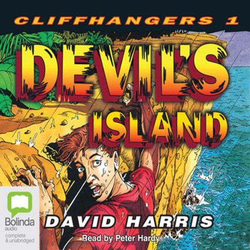 Couverture de Devil's Island: Cliffhangers Book 1