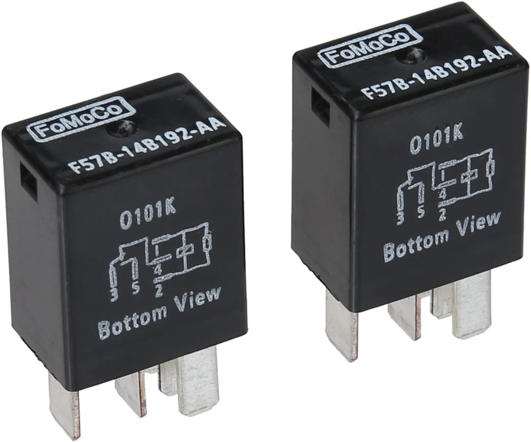Genuine Ford Special price for a limited time F5TZ-14N089-B Relay Max 48% OFF