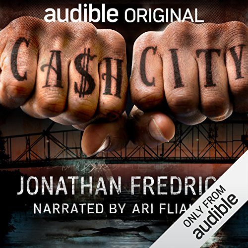 Cash City audiobook cover art
