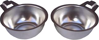 Saladmaster Cookware Egg Poacher Cups Replacement Parts Lot Of 2