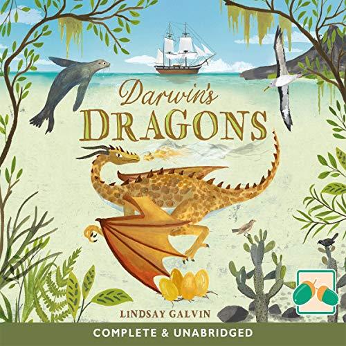 Darwin's Dragons cover art