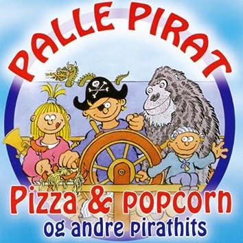 Pizza & Popcorn Og Andre Pirathits