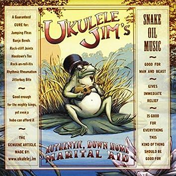 Ukulele Jim's Authentic Down Home Marital Aid
