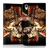 wicostar Wallet Book Style Flip Handy Tasche Case Schutz