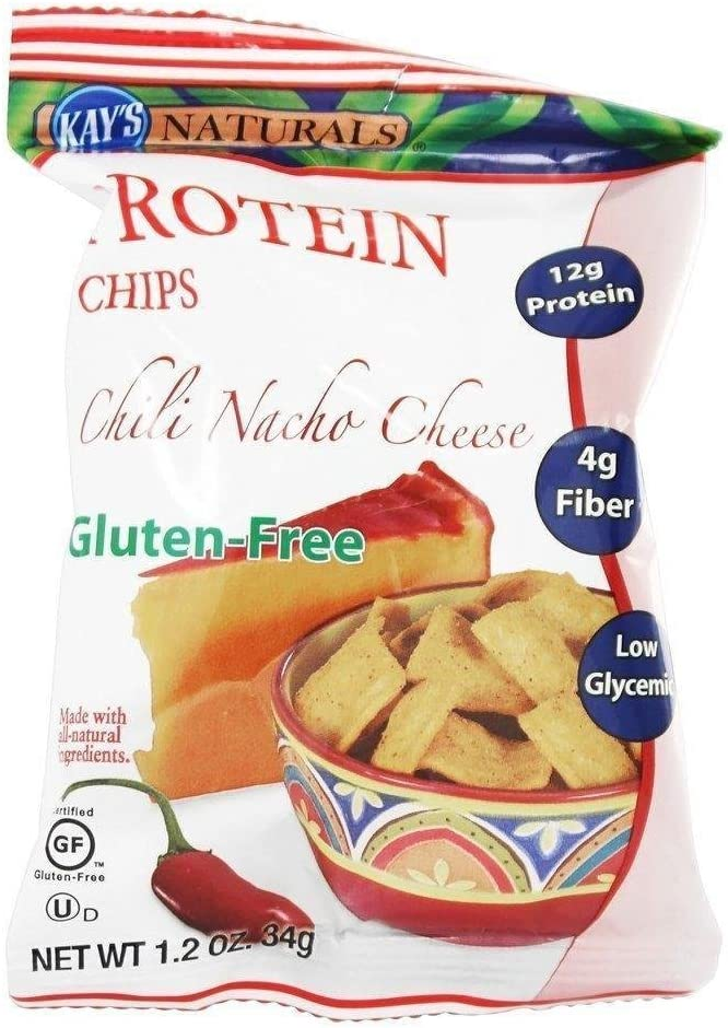 Kay's Limited Special Price Limited Special Price Naturals Protein Chips Chili L Gluten-Free Nacho Cheese