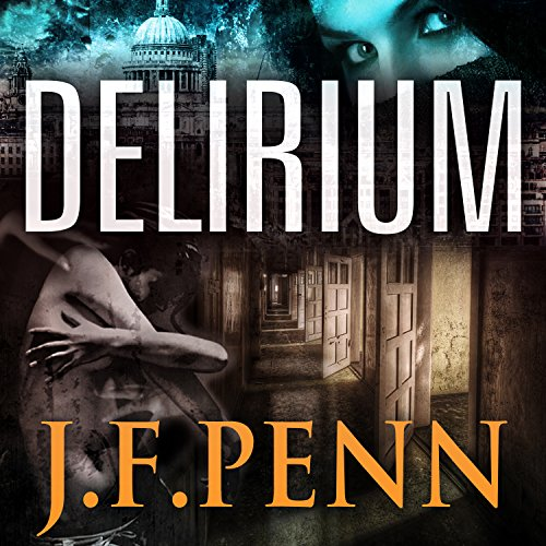 Delirium     London Psychic, Book 2              By:                                                                                                                                 J.F. Penn                               Narrated by:                                                                                                                                 Rosalind Ashford                      Length: 7 hrs and 38 mins     22 ratings     Overall 4.3