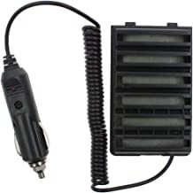 TENQ Car Radio Battery Eliminator + Adaptor for Yaesu Vertex STANDARD HORIZON FNB-V57 FNB-V57H FNB-64 FNB-64H FNB-83 FNB-83H FNB-V94