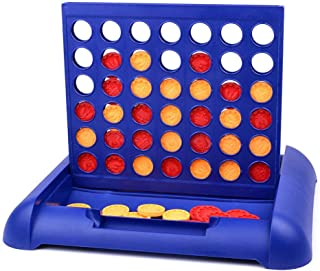 Game Kids Families Parties 4 In A Row Bingo Board Games Entertainment for Age 5 and Up JoinBuy