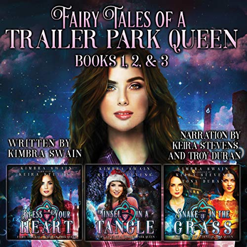 Fairy Tales of a Trailer Park Queen, Books 1-3 cover art