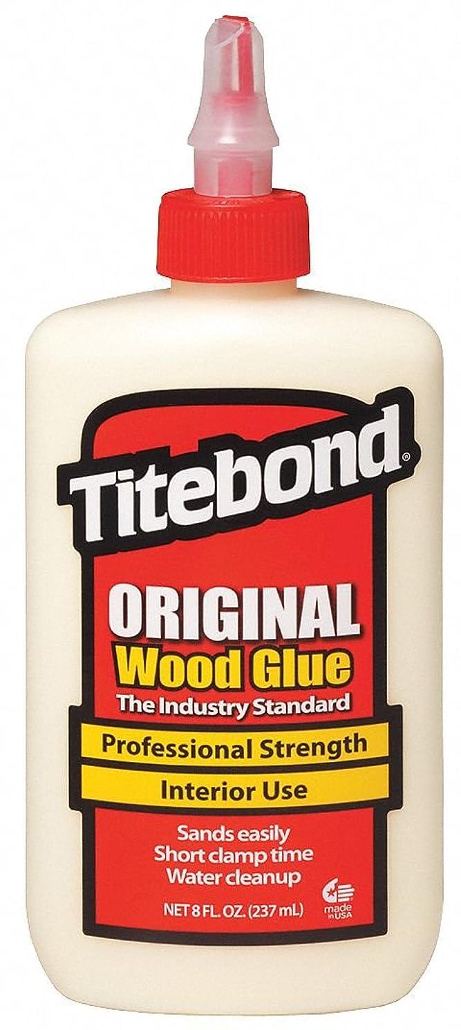 Titebond Wood Glue, Original, 8 Oz, YLW ga578264437909