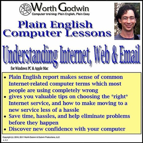Introduction to Understanding the Internet - Computer Terms & Concepts in Plain English