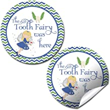 Official Tooth Fairy Thank You Stickers for Boys, 20 2