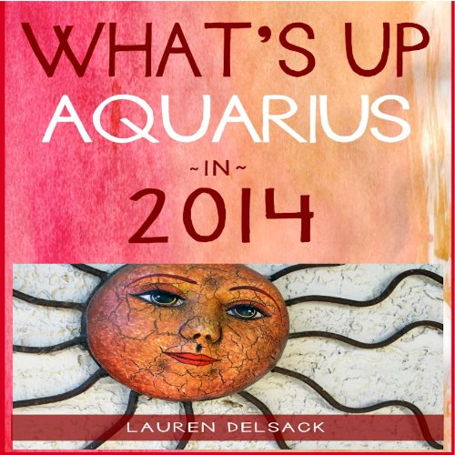 What's Up Aquarius in 2014 audiobook cover art