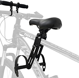 Kids Bike Seat for Mountain Bikes, Compatible with All Adult Mountain Bikes-Suitable for Children Aged 2-5 (up to 48 Pound)