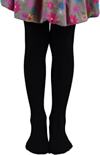 Leg Elegant Girls Semi Opaque Tights 17 Colors, Girls Microfiber Tights