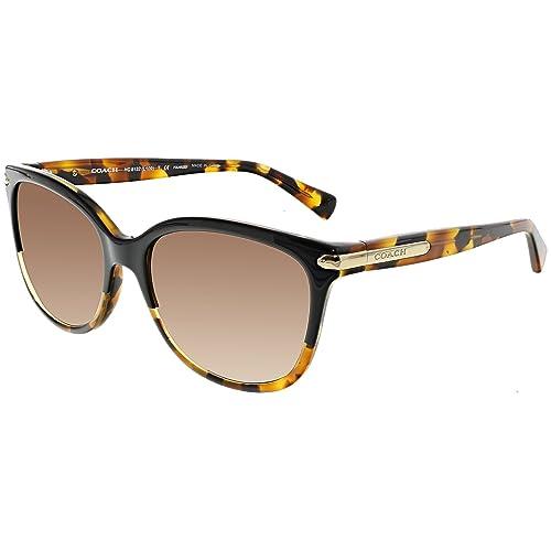 860951924731 Coach Womens L109 Sunglasses (HC8132) Acetate