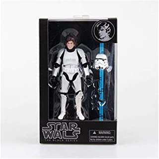 JINSUO Le Star Wars 6-inch The Black Series Boba Fett Stormtrooper Sandtrooper Darth Maul Darth Vader Kylo Ren Action Figu...