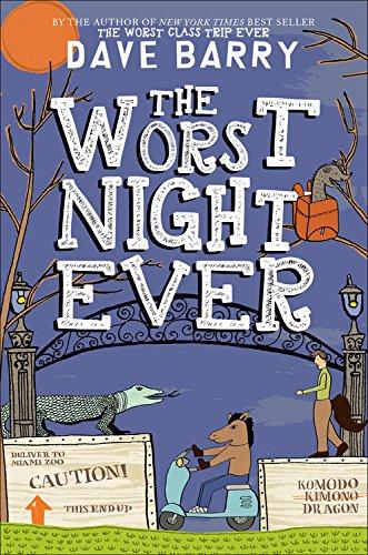 The Worst Night Ever (Class Trip)