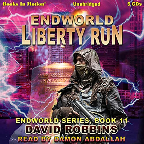 Liberty Run Audiobook By David Robbins cover art