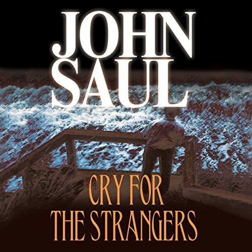 Cry for the Strangers audiobook cover art
