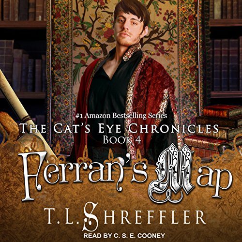 Ferran's Map audiobook cover art