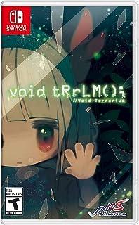 void tRrLM(); //Void Terrarium (輸入版:北米) – Switch