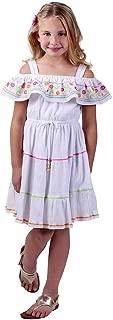 Cold Shoulder Dress for Girls