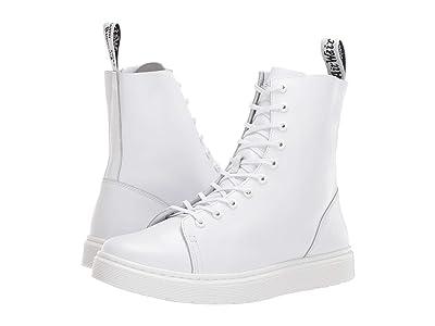Dr. Martens Zaniel Vibe (White) Boots