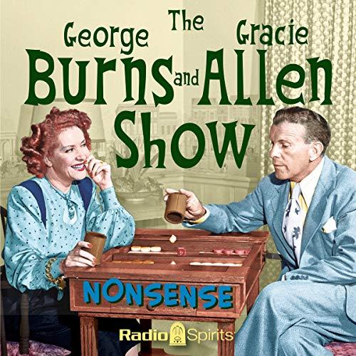 Burns & Allen: Nonsense audiobook cover art