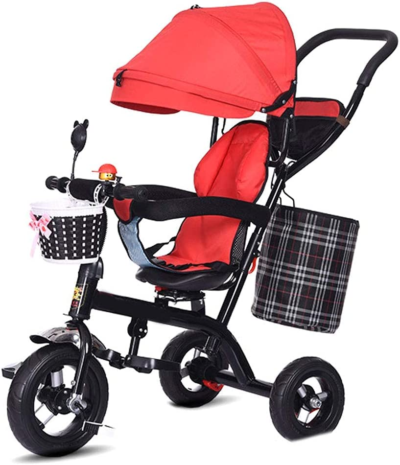 NUBAO Stroller Wagon Children's Colorado Springs Mall Tricycle Lightweight service Bicycle La