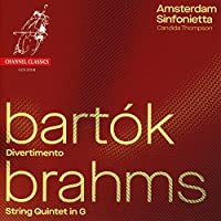 Brahms & Bartok: Amsterdam Sinfonietta