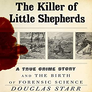 The Killer of Little Shepherds audiobook cover art