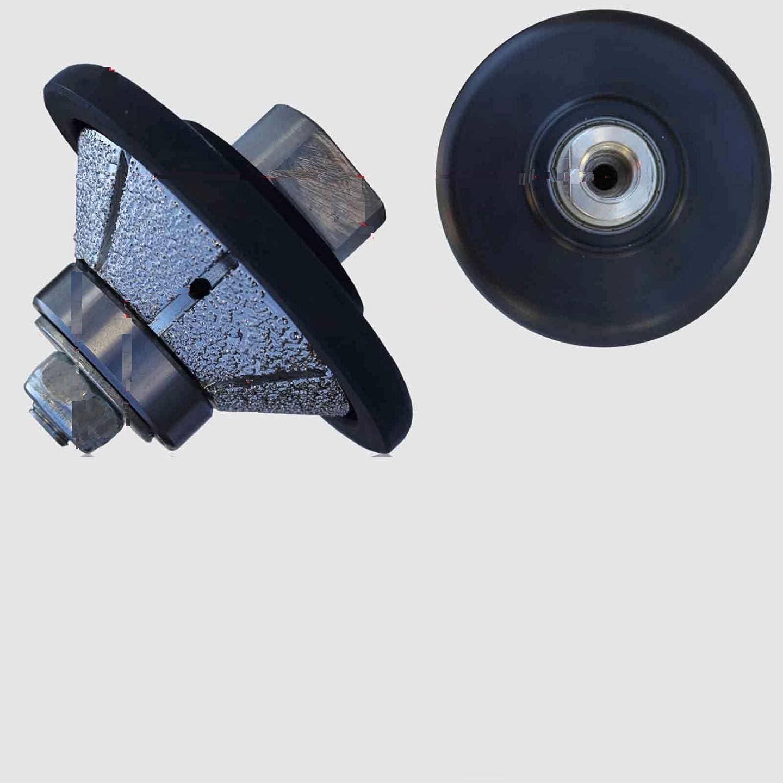 STADEA Vacuum Brazed Diamond Profile Wheel Bevel 9 16 G inch 数量は多 E15 別倉庫からの配送