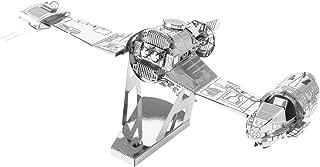Fascinations Metal Earth Star Wars The Last Jedi Resistance Ski Speeder 3D Metal Model Kit