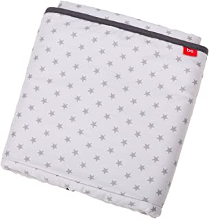 Cambrass Be Stern - Cambiador vestidor, 39 x 65 cm, color gris