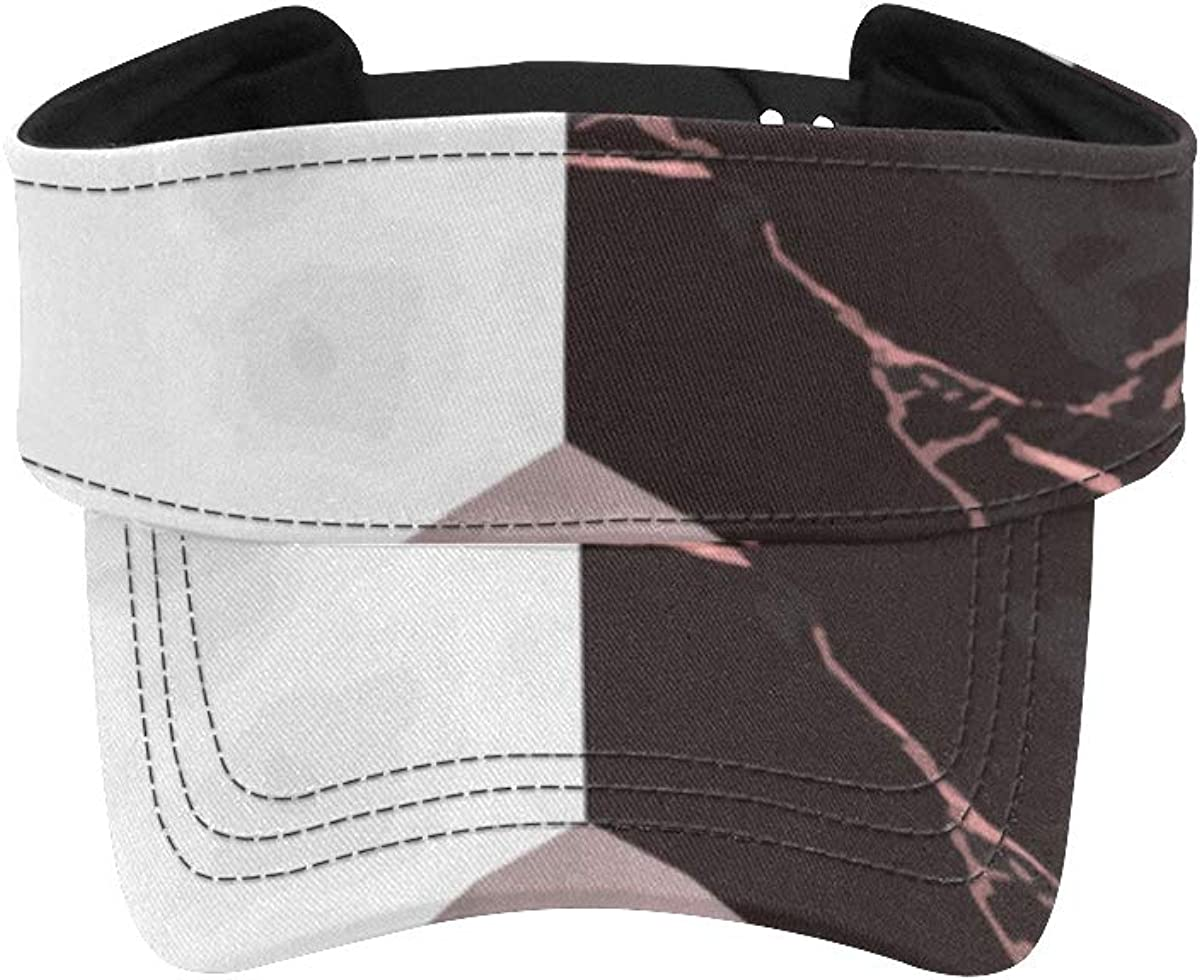 Sun Sports Visor Hat Max 84% OFF Beautiful Lattice Regular At the price and Sport Marbled