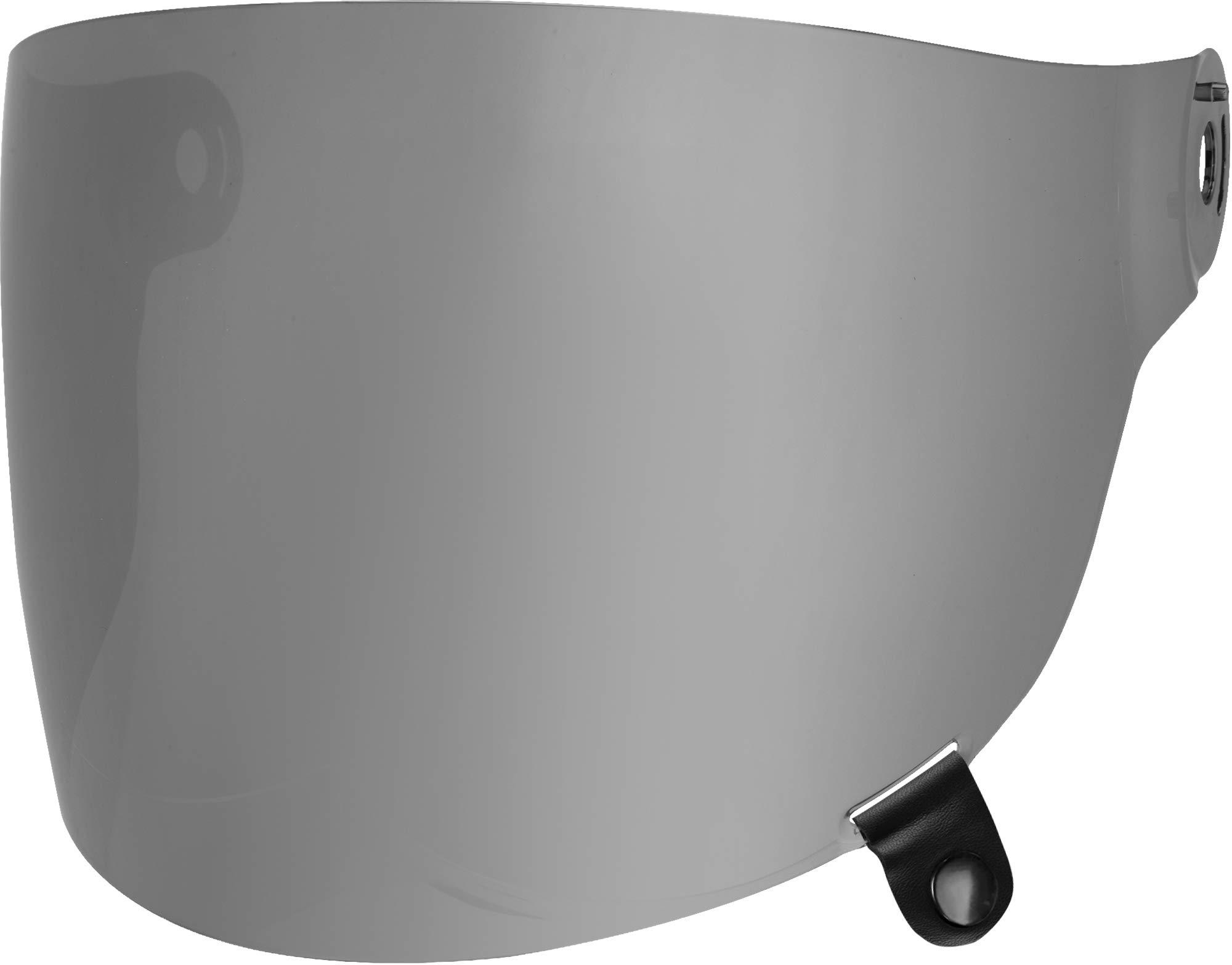 Bell Bullitt Shield Silver Iridium