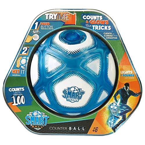 VF Smart Ball Kick Up Counting Football with Lights and Sounds